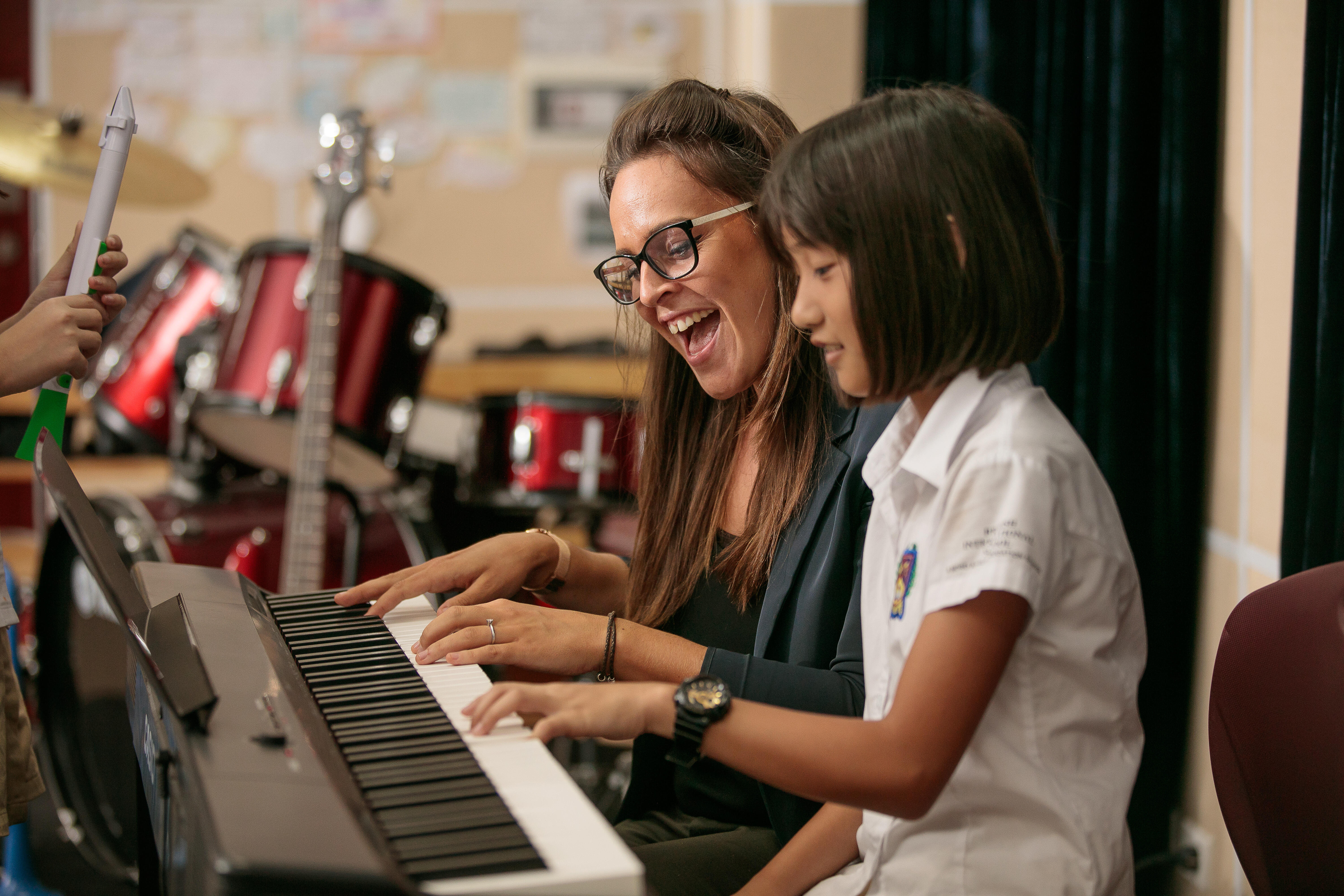 The Importance of Music in Education   Nord Anglia Education
