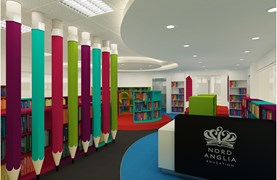 Infant Library Renders