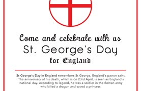 St. George's Day for England