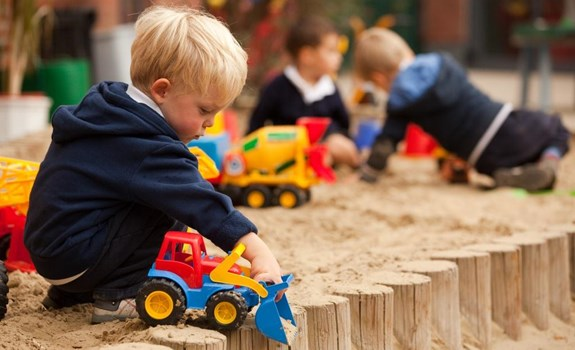 Early years laying the foundations of learning