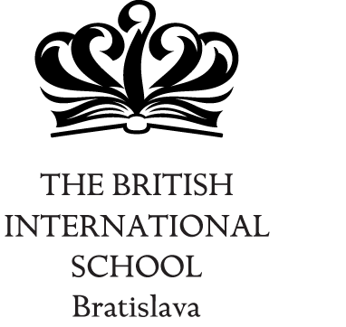 The British International School, Bratislava Logo