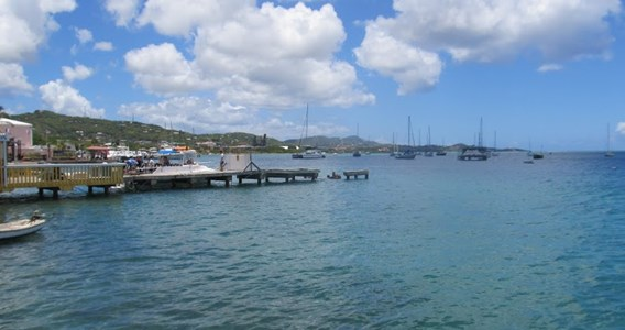 A scene from St. Croix